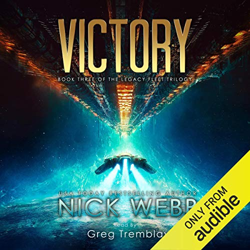 Victory: Legacy Fleet, Book 3