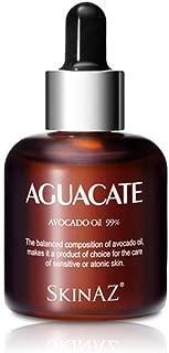 skinaz) Skinaz aguacate avocado face oil 99.6% pure oil+ France Ecocert
