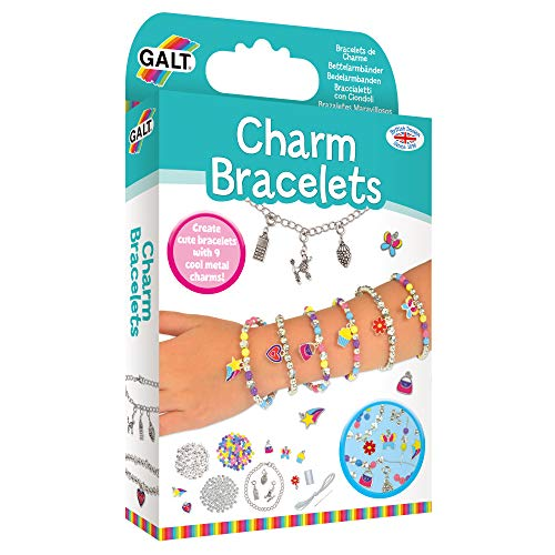 Galt Toys, Charm Bracelets, Craft Kit for Kids, Ages 8 Years Plus