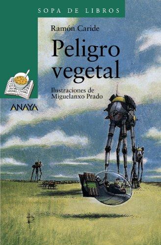 Peligro vegetal: Las aventuras de Said y Sheila (LITERATURA INFANTIL (6-11 años) - Sopa de Libros)