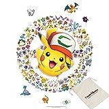 Yearimi ¡Pokemon Pikachu! Vuela Alto - Rompecabezas de 500 Piezas