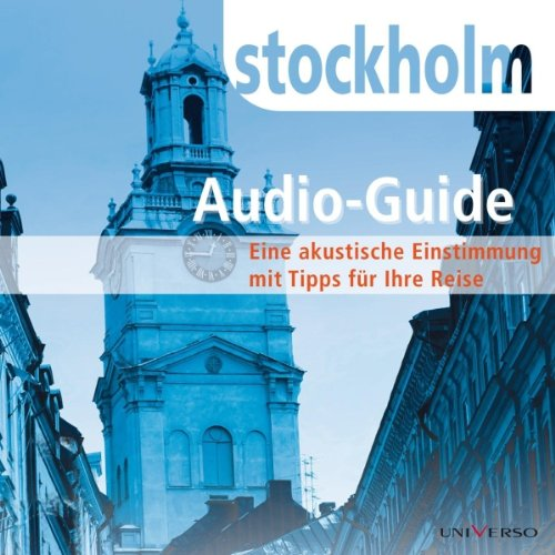 Reiseführer Stockholm Titelbild