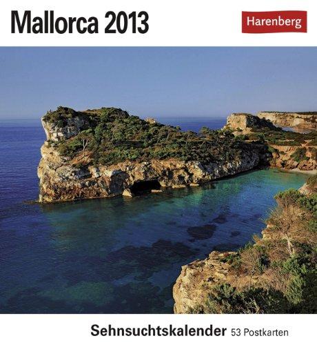 Mallorca 2013: 53 Postkarten