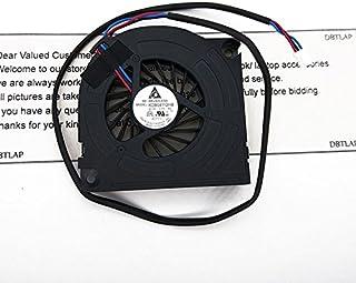 DBTLAP CPU Cooling Fan Compatible for Delta KDB04112HB X02 Fan 12V 0.07A 6CM 3Pin
