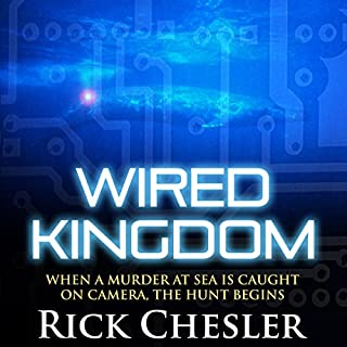 Wired Kingdom audiobook cover art