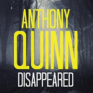 Disappeared cover art