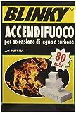 Accendifuoco Blinky Maxi 80 Cubetti