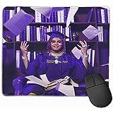 Tappetino per mouse Tappetino per mouse con tappetino per mouse da gioco Mousepad Dropout Harvard Gomma naturale 25X30CM