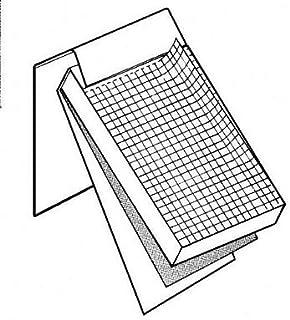 Gefüttert Pad Größe  7,4 cm cm cm W x 10,4 cm D B000GXBKXW  Ausgezeichnete Funktion 0638aa