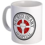 CafePress Sacred Heart Hospital Mug Unique Coffee Mug, Coffee Cup