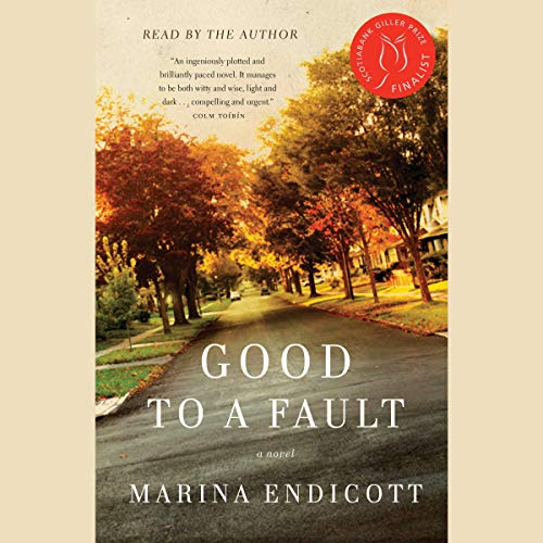 Good to a Fault audiobook cover art
