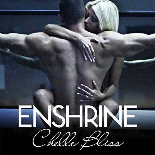 Enshrine audiobook cover art