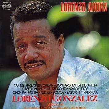 Lorenzo ahora