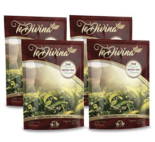 Original Vida Divina Te Divina 4 Week Supplies