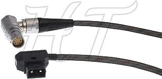 D-tap Cable de alimentación trenzado de 8 pines en ángulo recto para ARRI Alexa Mini Camera 39