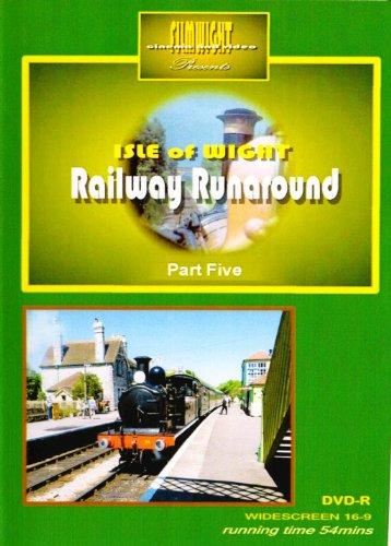 Isle of Wight Steam Railway Runaround Dvd, Part 5