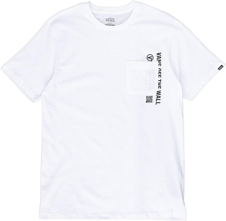 Vans Quick Response Quality inspection Great interest White T-Shirt