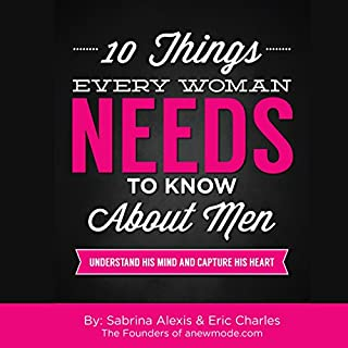 10 Things Every Woman Needs to Know About Men cover art