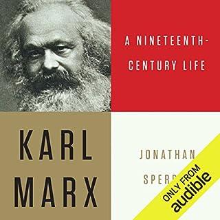 Karl Marx: A Nineteenth-Century Life cover art