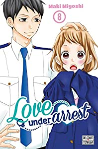 Love under Arrest Edition simple Tome 8