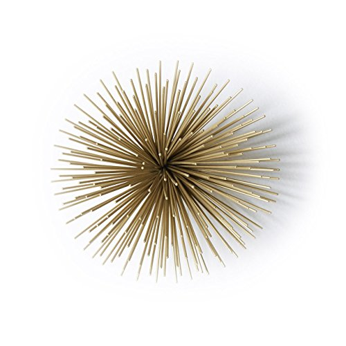 mojoo dänemark Stardust Dekoobjekt, 18x9,5cm goldfarben