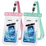 Mpow Wasserdichte Handyhülle Waterproof Phone Case 7,0