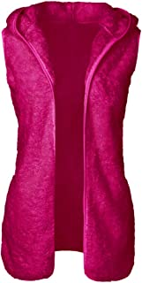 VLDO Fashion Women Autumn Casual Easy Sleeveless Stand-Neck Solid Lace-Up Waistcoat