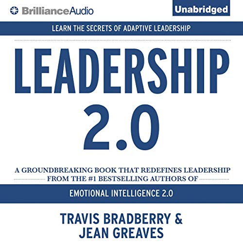 Leadership 2.0  By  cover art