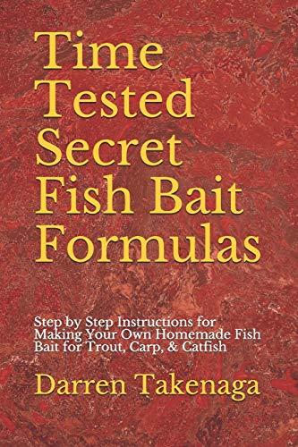 Time Tested Secret Fish Bait Formulas