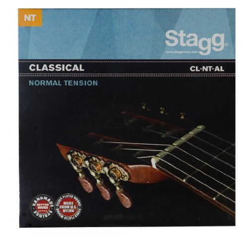 Stagg 13485 Hand Made Nylon Angel Lopez Normal Tension Strings