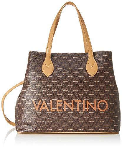 Valentino by Mario ValentinoLiutoMujerBolso de manoMarrón (Cuoio Multicolor)14x33x25.5 centimeters (B x H...