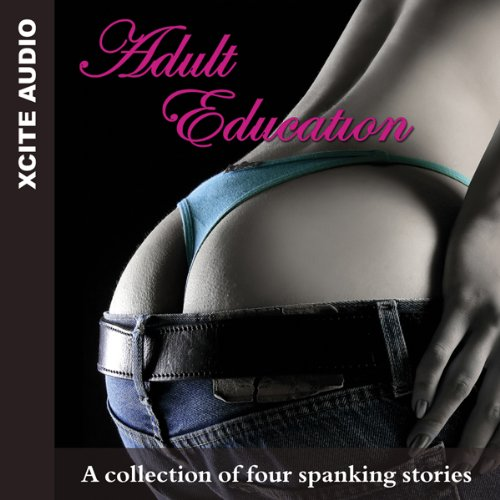 Adult Education audiobook cover art