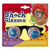 Widmann 4854O Schock Brille, Schwarz, One Size