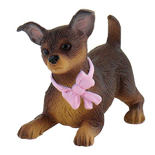 Bullyland 65440 - Spielfigur, Chihuahua Luna, ca. 5,5 cm