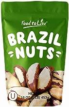 Brazil Nuts, 1 Pounds