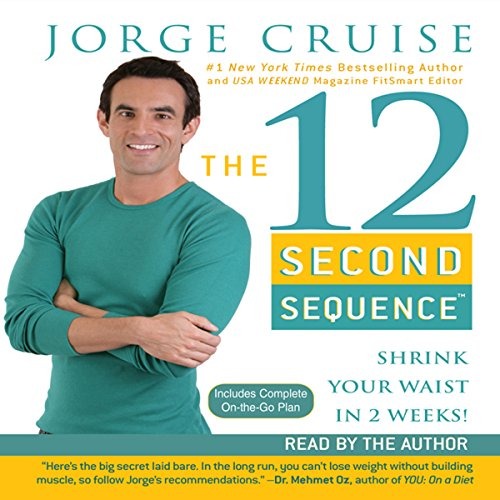 The 12 Second Sequence audiobook cover art