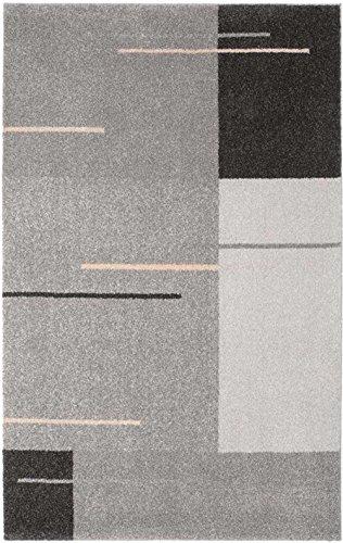 ASTRA Teppich Samoa in Grau Rug Size: 67 x 130cm