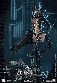Hot Toys Alien vs Predator AVP Hot Angel Alien Girl 1/6 Scale Figure