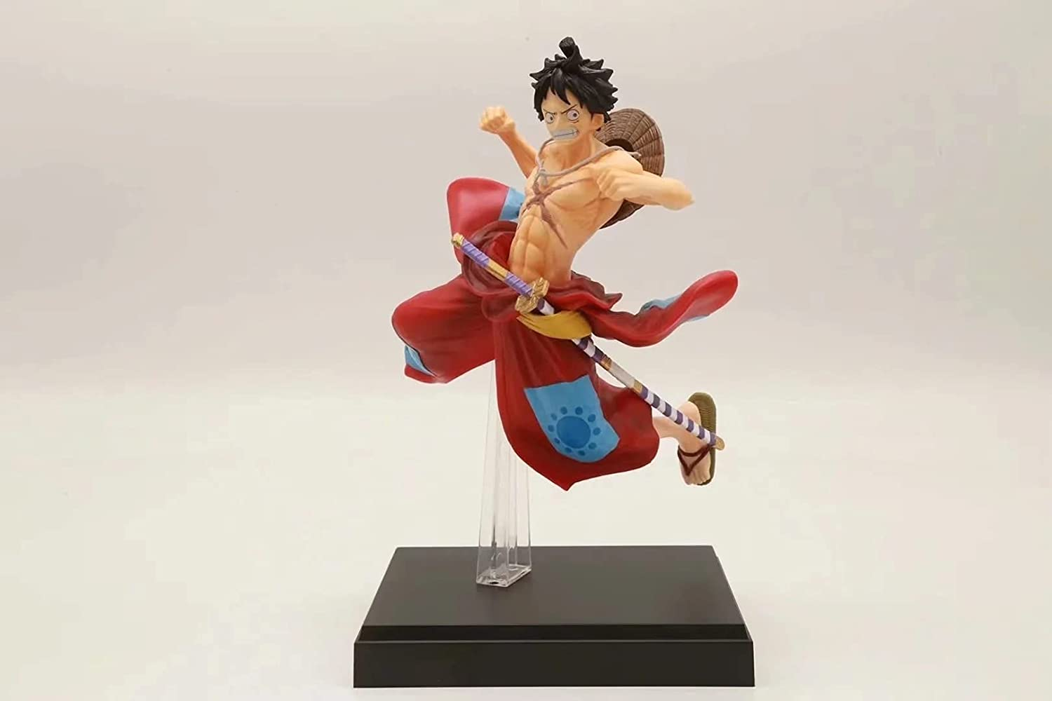 FWSJK ONE Piece:Monkey D. Max 56% OFF Luffy Statue Model Figure Anime PVC C Sales of SALE items from new works