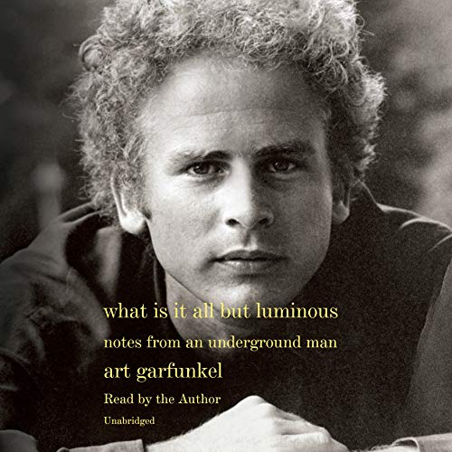 What Is It All but Luminous Audiobook By Art Garfunkel cover art