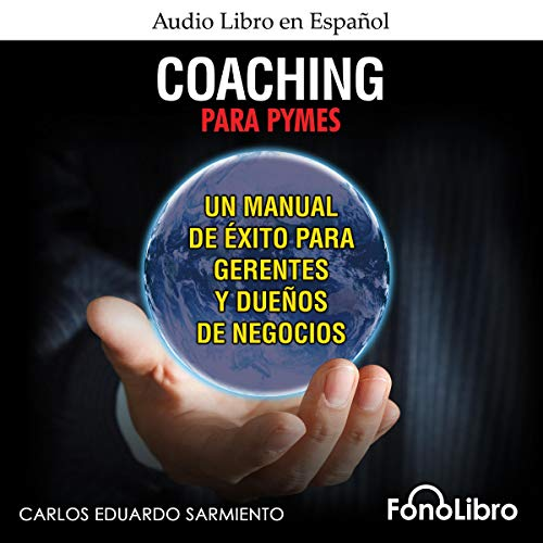 Coaching para PYMES (Spanish Edition) audiobook cover art