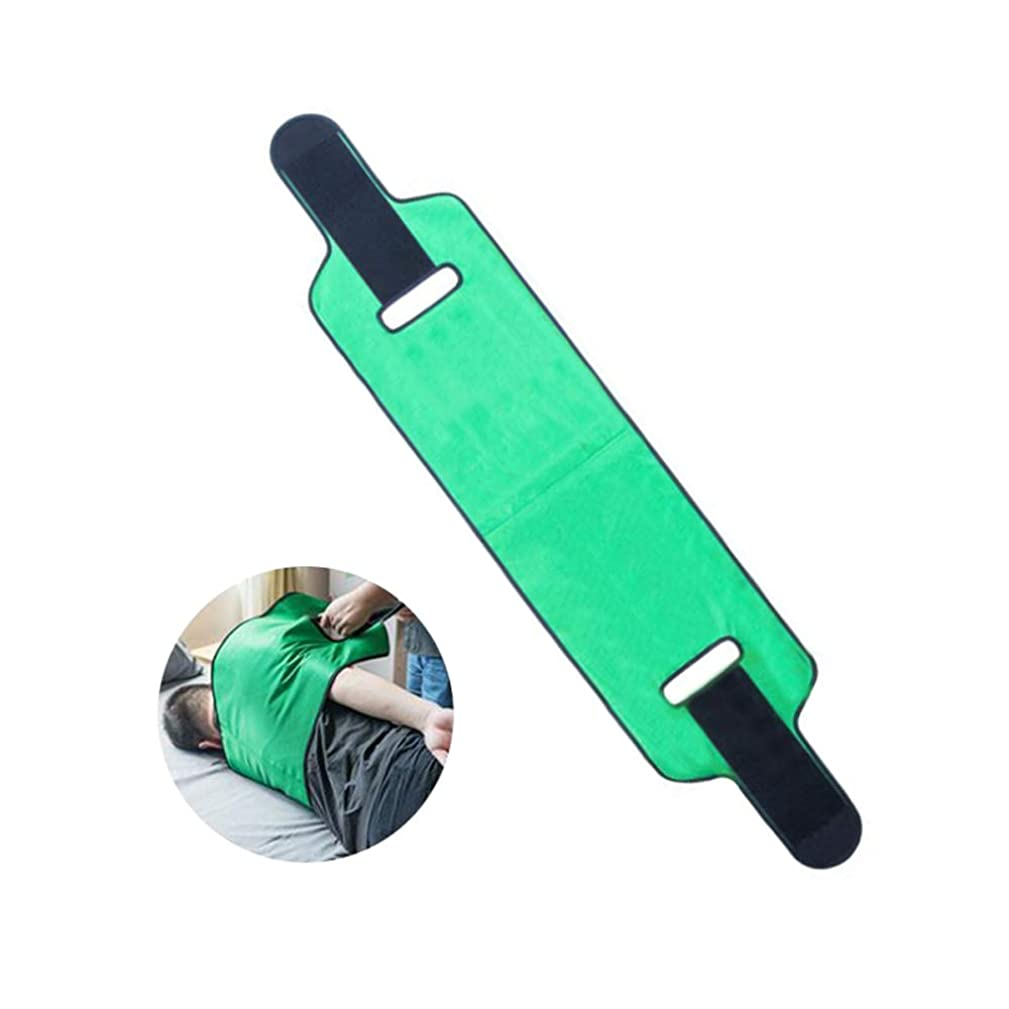 Mobile Positioning Bed Pad Auxiliary Belt Bedsore Turn Shift with Handles for Nursing Patients Turning Over, Lifting, Shifting & Repositioning
