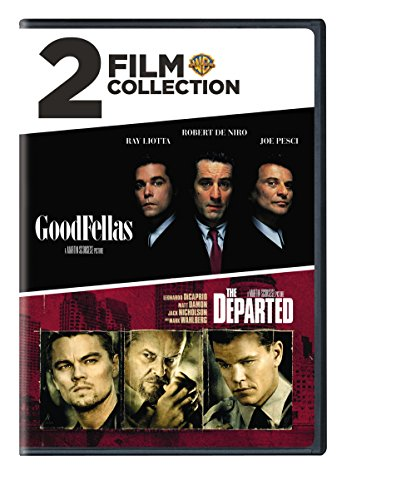 GOODFELLAS / DEPARTED - GOODFELLAS / DEPARTED (2 DVD)