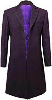 purple frock coat