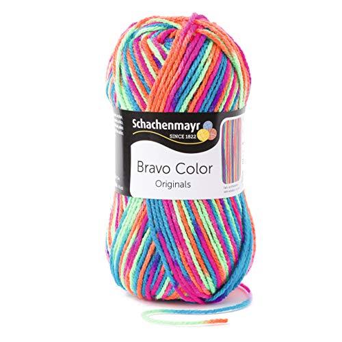Schachenmayr Handstrickgarne Bravo Color, 50g Electra