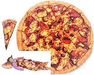 APP Kids Food Shaped Pepperoni Pizza Blanket & Pillow Set