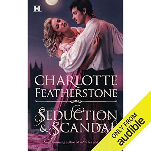 Seduction & Scandal audiobook cover art