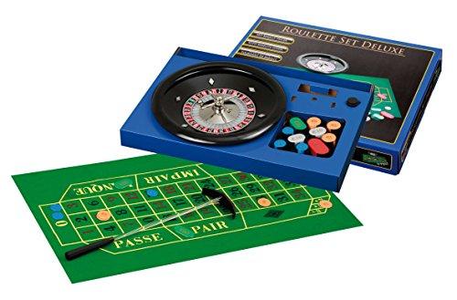 Philos 3700 - Roulette Set Deluxe, mit Bakalit-Teller