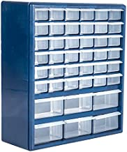 Stalwart Deluxe 42 Drawer Compartment Storage Box