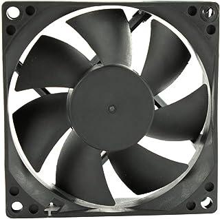 2 x 12V 0.3A 8x8cm Cooling Fan
